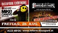 Eröffnung Discopark 2016@Informhalle