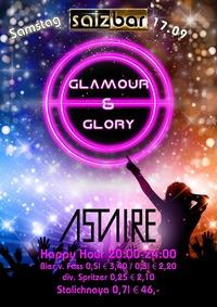 Glamour & Glory mit DJ Astair@Salzbar