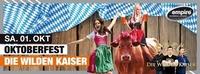Oktoberfest - Die Wilden Kaiser live@Empire St. Martin