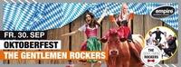 Oktoberfest - the Gentlemen Rockers Band@Empire St. Martin