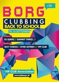 Borg Clubbing - Mega Event Volume 2@Johnnys - The Castle of Emotions