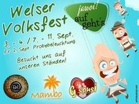 Welser Volksfest@Mambo - die Strandbar