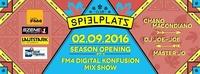 ★FM4 Digital Konfusion Mix Show ★Season Opening Pt.1@Club Spielplatz