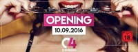 Opening - C4@C4 Danceclub 2.0