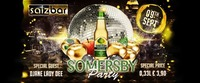 Somersby Party mit DJane LadyDee@Salzbar