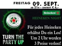 Heineken Night@Mausefalle