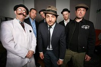 The Slackers + The Bar Stool Preachers@Arena Wien