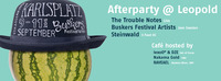 Buskers Festival 2016 Aftershowparty at Leopold@Café Leopold