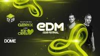 EDM CLUB Festival by FLIP Capella with Special Guest Cuebrick@Praterdome