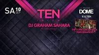 TEN IBIZA feat. DJ Graham Sahara pres. the COMIC GROUP IBIZA Performances@Praterdome