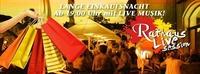 Rathaus Live Session - Lange Einkaufsnacht@Rathaus Café-Bar