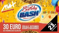 ▲▲ BIG Birthday Bash ▲▲@MAX Disco