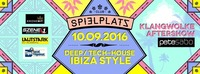 ★Klangwolke Aftershow♬Deep/Tech-House♬Ibiza Style@Club Spielplatz