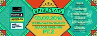 Season Opening Pt.2♬Techno/Acid/Trance♬@Club Spielplatz