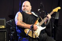 Popa Chubby Quintet - Blues Rock support: Dave Keyes@Reigen