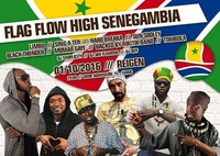 FLAG FLOW HIGH SENEGAMBIA 2016@Reigen