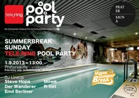 Vienna Summerbreak Closing - Sunday Poolparty feat.