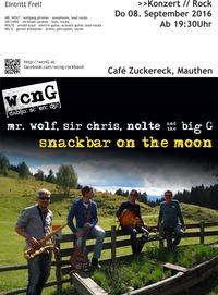 WcnG LIVE im Café Zuckereck@Café Zuckereck