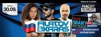 Filatov & Karas live - Don´t be so Shy (Imany)@Nachtschicht