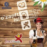 Festzelt - Ozapft is Oktoberfest im Jedermann@Jedermann