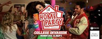 Home Party - College Invasion@Ride Club