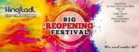 Big Reopening Festival@Kino-Stadl