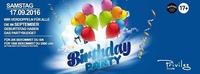 Birthday Party im Club Privileg@Club Privileg