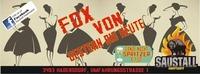 Fox von gestern bis heute@Saustall Hadersdorf