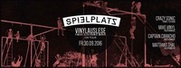 ★Vinylauslese on Tour★by Injectionmusic@Club Spielplatz