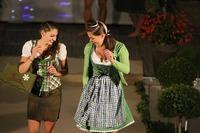 Modeschau der Handballmädels@Festplatz Algund