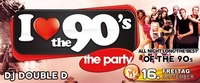 I love the 90's Party | Disco Fix@Disco Fix