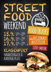 Streetfood Weekend Klagenfurt@Streetfood Weekend Klagenfurt