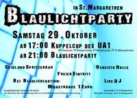 St.Margarethner Blaulichtparty@Feuerwehrhaus St.Margarethen