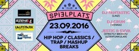 HipHop♬Classics♬Reggae♬Trap♬Mashup♬Breaks@Club Spielplatz