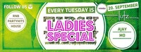Tipsy Tuesday  20.09.2016  Ladies Special@lutz - der club
