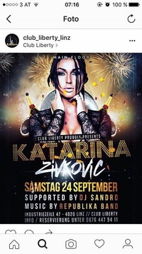 Katarina Zivkovic - 24.09.2016@Club Liberty