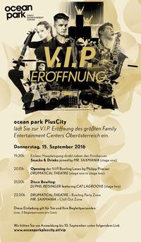 VIP-Opening