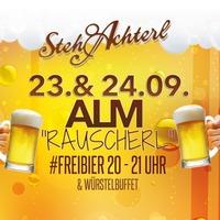Alm Rauscher'l@Stehachterl