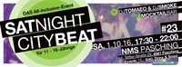 Satnight Citybeat #23@NMS Pasching