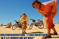 2-Rad-Abenteuer 87.000 km in 5 1/2 Jahren um die Welt