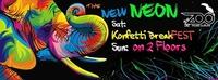 Saturday Konfetti BreakFEST - Worldpremiere@The ZOO Music:Culture
