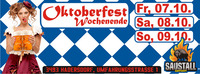 Oktoberfest Wochenende@Saustall Hadersdorf