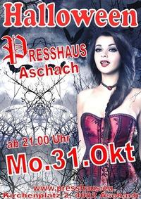 Halloween im Presshaus Aschach @Presshaus Aschach