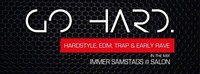 GO HARD - Samstag 24.09.2016 with E-RayZor & Phonokollektiv@SALON at Neuraum