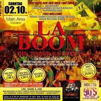 La Boom die 2000er Kult Fete@Vulcano