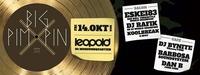 Big Pimpin Opening feat. ESKEI 83 + DJ RAFIK (DE) & many more@Café Leopold