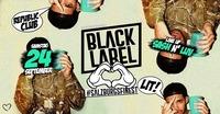 BLACK LABEL ► REPUBLiC CLUB ► #Salzburgsfinest@Republic