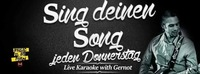 WE ARE BACK: Live Karaoke with Gernot@Merano Bar Lounge