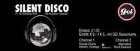 Silent Disco im GEI Musikclub, Timelkam@GEI Musikclub