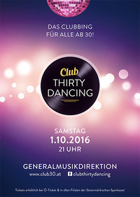 Club Thirty Dancing@generalmusikdirektion